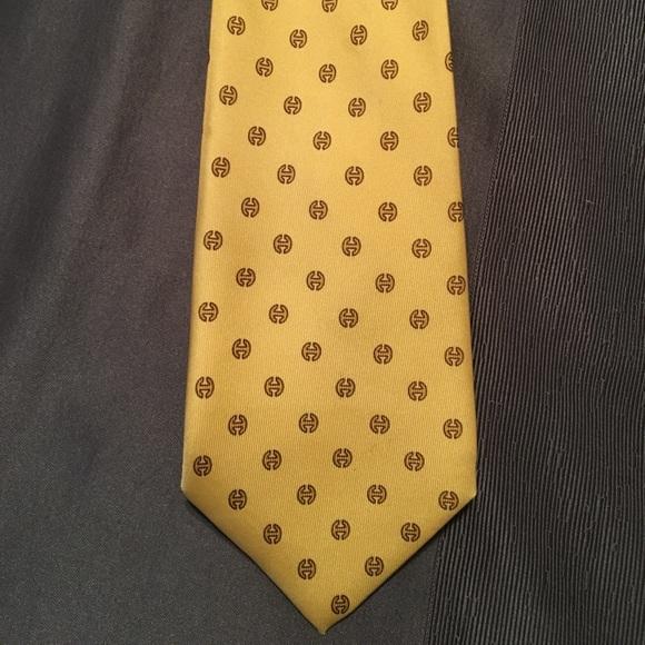 49a36138f0392 Hermes Other - Hermès Paris Men s necktie yellow